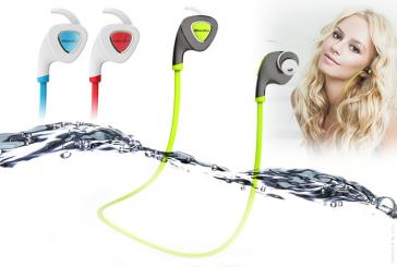 אוזניות ספורט אלחוטיות  Bluedio Q5