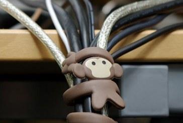 מארגני כבלים לפינת העבודה