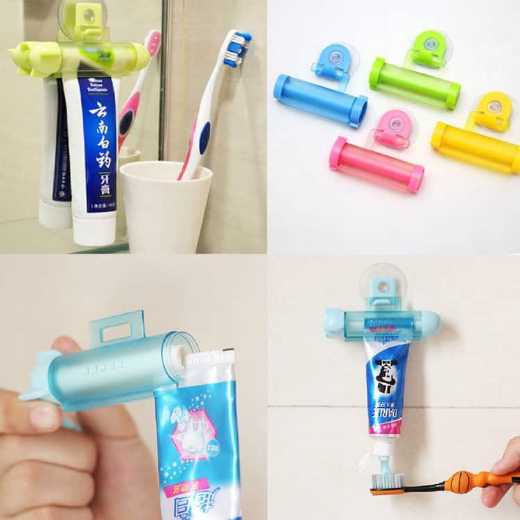 פטנט לניצול מקסימלי של משחת השיניים