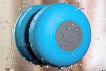 רמקול נייד בלוטוס (Bluetooth) עמיד במים
