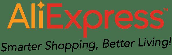 לוגו חדש לאתר AliExpress