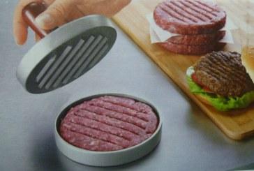 מכשיר להכנת המבורגר ביתי