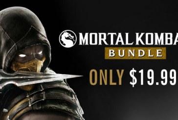 Mortal Kombat X + 7 DLC רק ב $19.99