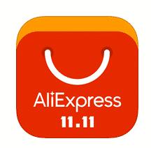 אפליקציית עליאקספרס 11.11