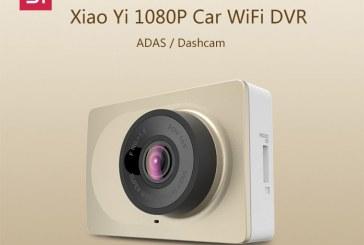 מצלמת רכב שיאומי Xiaomi Yi 1080P Car WiFi DVR