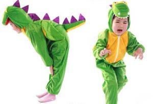 תחפושת דינוזאור לילד