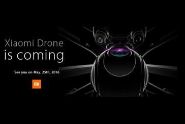 תמונות ראשונות וסירטון של הרחפן Xiaomi Mi Drone