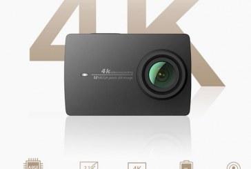 קופוני הנחה על מצלמת אקסטרים Xiaomi Yi 4K