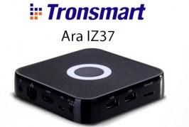Tronsmart Ara IZ37 Windows 10 Android Dual OS TV Box