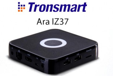 Tronsmart Ara IZ37 Windows 10 Android Dual OS TV Box